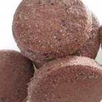 Biscottini con farina di riso e cacao