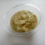 Crema di Melanzane con acciughe