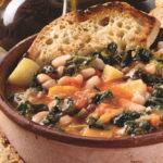 Zuppa con cavolo nero