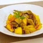 Carciofi, patate e zafferano