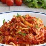 Spaghetti al tonno 2.0